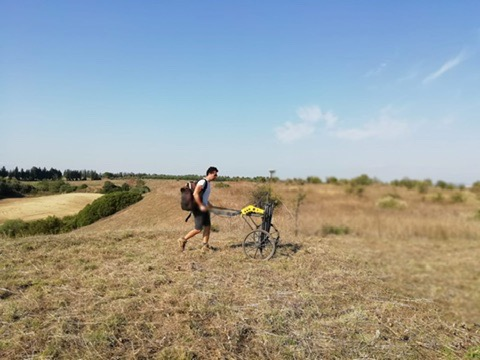 Geophysical survey, Metaponto Italy